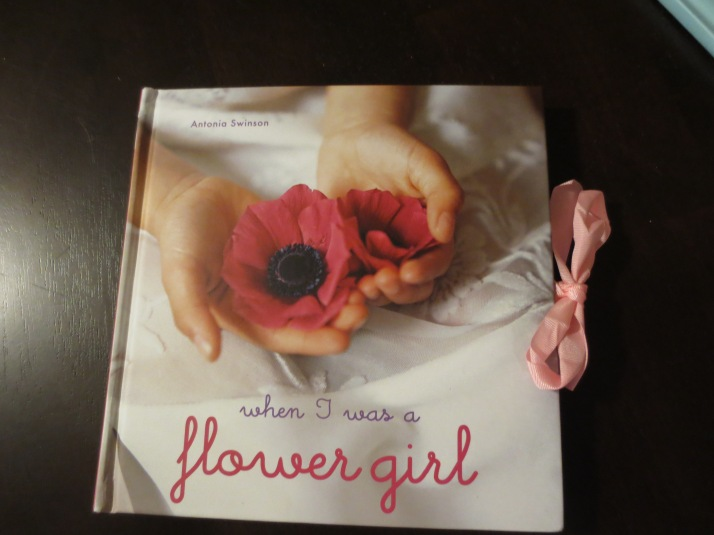 Flower Girl book can be found here on Amazon.  Totally worth it!