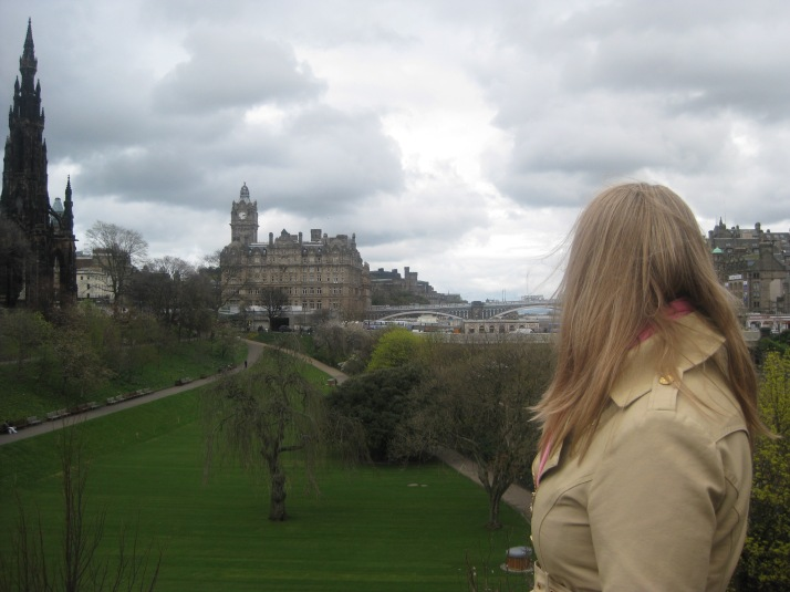 Scotland April 2012